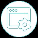 Icon Monitor - Verwaltung des Kontos