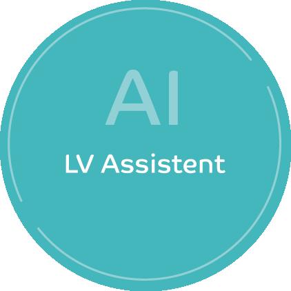 Icon AI LV Assistent